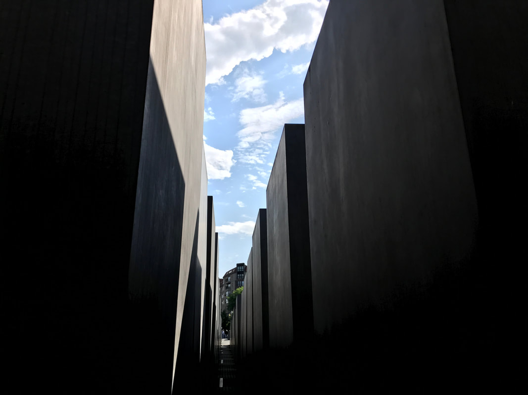 Holocaust Memorial, Berlin, Germany, travel, Europe, memorial of the murdered jews