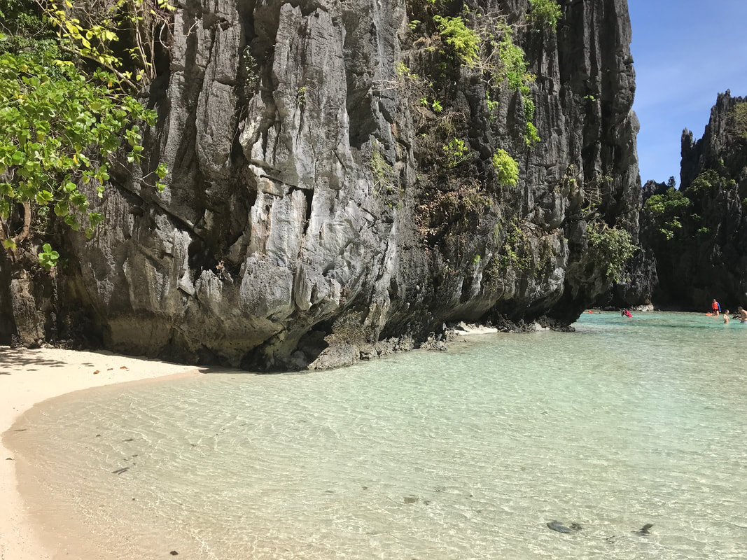 Secret Beach, El Nido, Palawan, Philippines