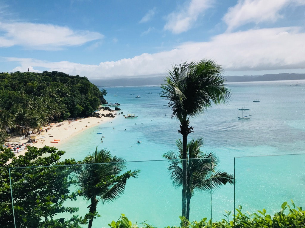 NAMI resort, Diniwid Beach, Boracay Island, Philippines