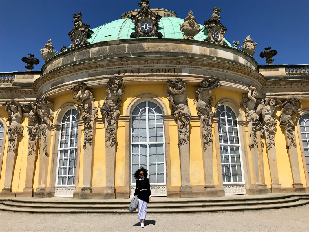potsdam, sans souci, Germany, travel in style